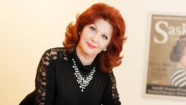 Saskia Burešová