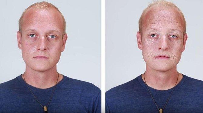Kouříte? Podívejte se, co cigarety udělají s vaším obličejem za deset let