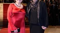 Zuzana Kronerová a Helena Třeštíková