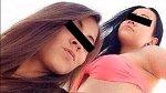 Selfie focené zespodu nejsou pro pózující oku lahodící. A mimochodem, je to jen podpaží té dívky dole.