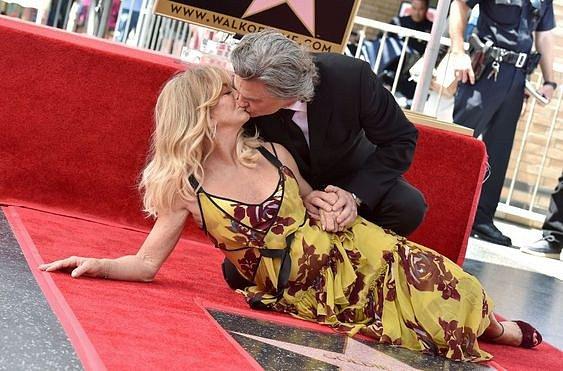 Vášeň je ve vztahu Goldie a Kurta dodnes.