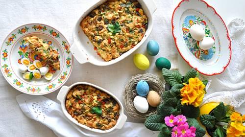 Velikonoční recepty, které budete chtít vyzkoušet!
