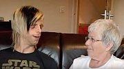 Jono s maminkou Gee