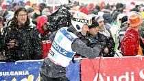Hubert Strolz, bývalý rakouský alpský lyžař