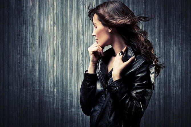 Ilustrační foto - kožená bunda