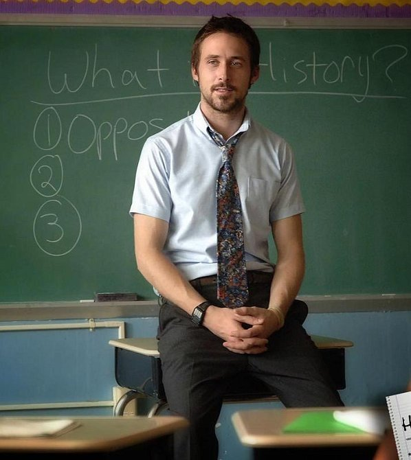 Ryan Gosling: Half Nelson - 1 000 dolarů za týden