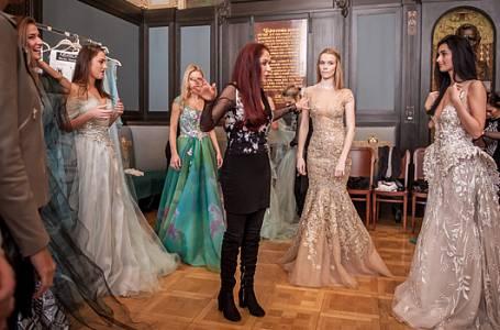Obsáhlá galerie: Česká Miss 2016 - zkouška šatů a plavek