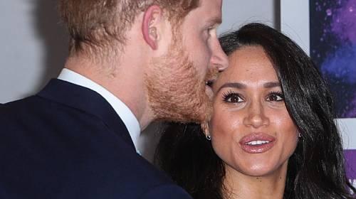 Meghan a Harry tvoří krásný pár