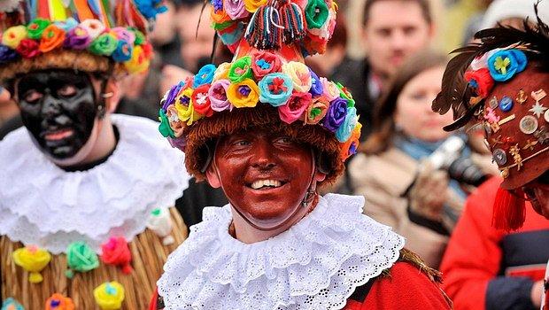 Objevte bájný svět masek s Carnevale Praha