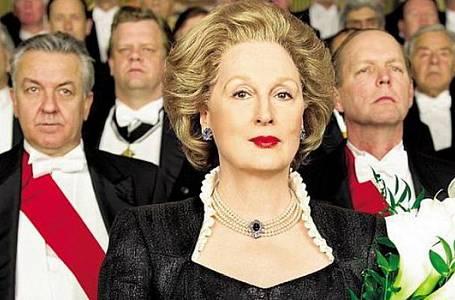 Životní role Meryl Streepové v životopisu Margaret Thatcherové