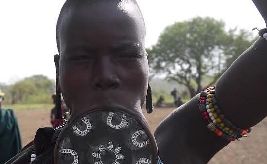 Keňa - ženy jsou na své talíře hrdé!