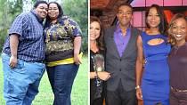 Tento pár shodila za dva roky 230 kilogramů.