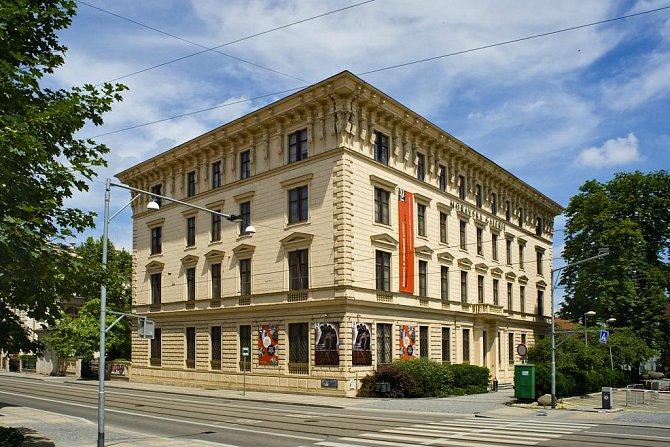 <p>Pražákův palác v Brně</p>