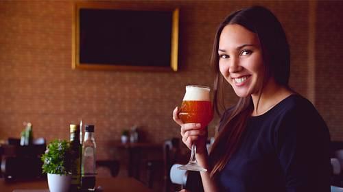 Deník Ženy: Sládek Libor Vávra tvrdí, že ženy dokážou pivo vychutnat všemi smysly
