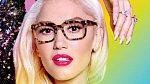 Gwen Stefani je dlouhá léta tváří výrobce brýlových obrub.