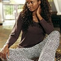 Leopardí pyžamo