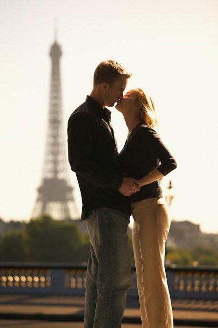 Valentýnská fotosoutěž o zájezd do Paříže