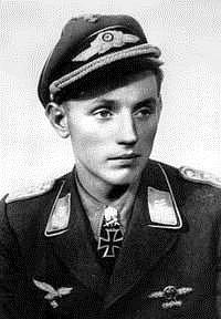 Erich Hartmann, německý nejúspěšnější stíhač 2. světové války