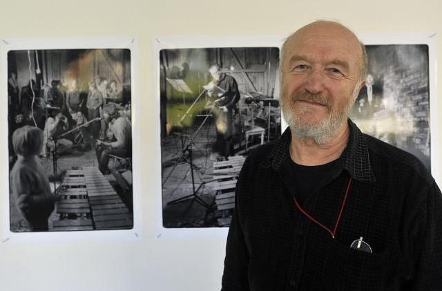 Bohdan Holomíček, dokumentární fotograf
