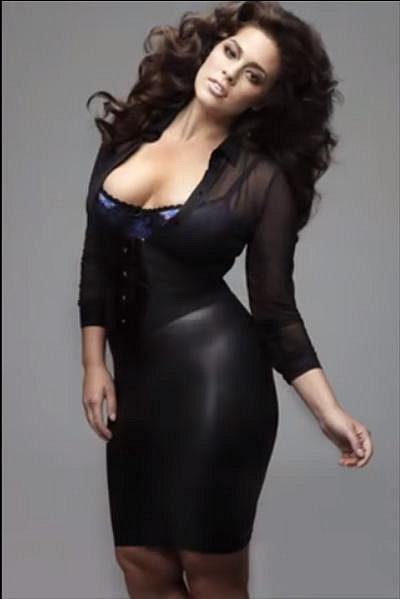 Nejkrásnější XXL modelky na světě