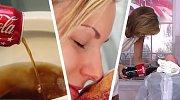 10 neuvěřitelných vychytávek, na které v domácnosti využijete Coca Colu