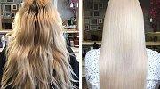 FOTOGALERIE: Podívejte se na dechberoucí záchrany zničených vlasů! Je tohle vůbec možné?