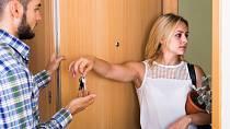 Jasno musíte mít také v tom, kde kdo bude po rozvodu bydlet.