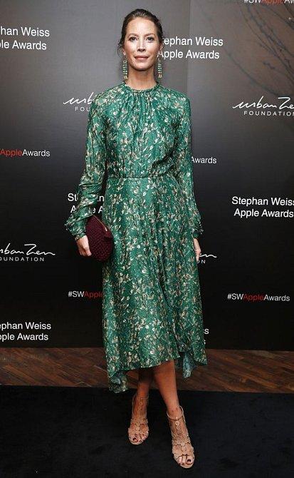 Christy Turlington vypadá skvěle.
