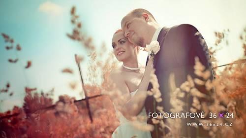 Tipy pro dokonalé svatební fotky