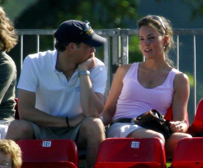 Kate a William po studiích na univerzitě