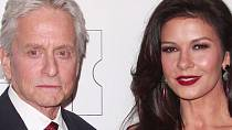 Michael Douglas a Catherina Zeta-Jones