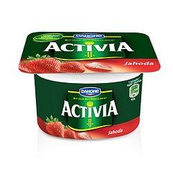 Activia jogurt jahoda