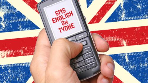 Angličtina do mobilu