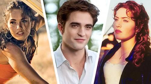 Celebrity, které nesnáší své slavné role