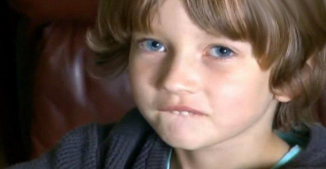 Henry Marr je jedním z nejmladších aktivistů.