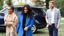 Princ Harry s Meghan a tchýní