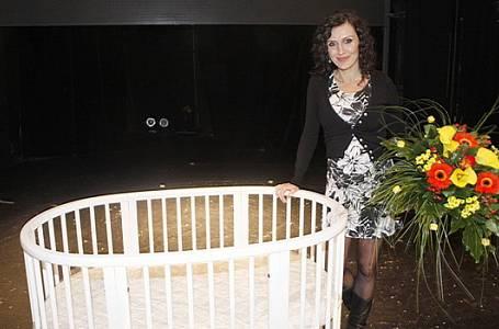 Radla Fišarová předčasně porodila