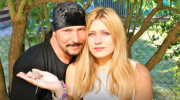 Bohuš Matuš s přítelkyní Lucinkou