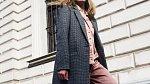 Kabát, 1199 Kč, pyžamo, 699 Kč, lodičky, info o ceně v obchodě Kč, vše F&F