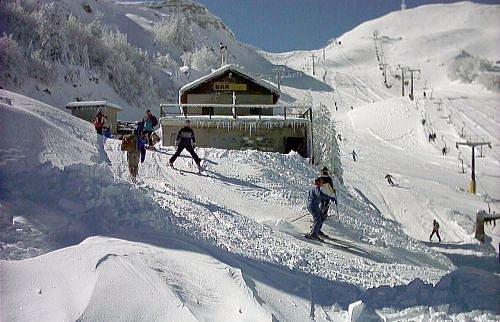 Cerreto Laghi, Lyžování, Snowboard
