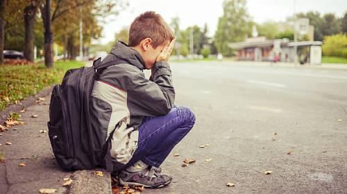 Proč děti utíkají z domova?