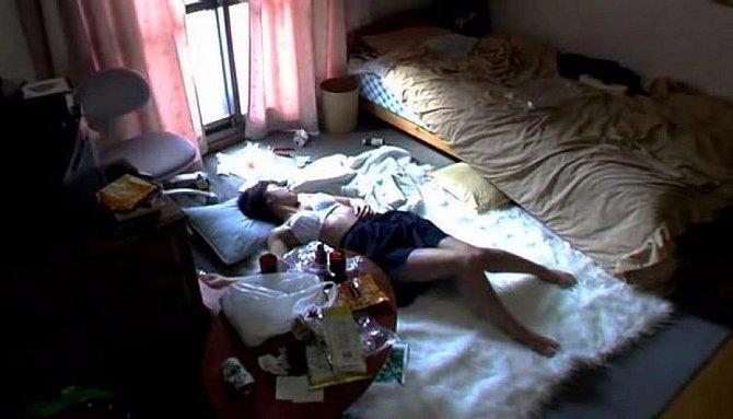 Záběr z filmu.