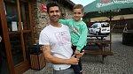 Petr Vojnar svého syna Sebastiana miluje nade vše.