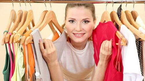 Návod, jak si zorganizovat šatník