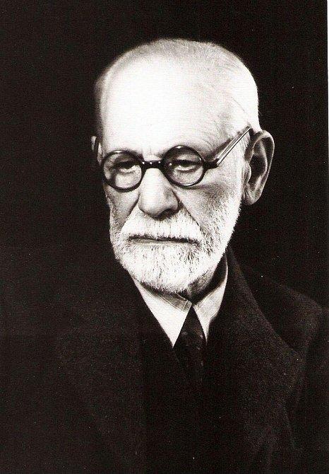 """Sigmund Freud: """"To je absurdní! To je absurdní!"""""""