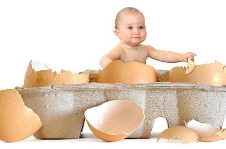 Kolik vajec může sníst dítě?