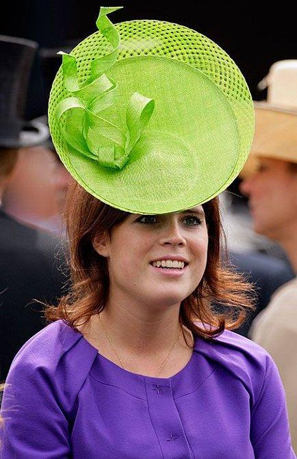 Nepřekročila princezna Eugenie hranice vkusu?