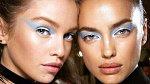 Třpytky a výrazné oční stíny jsou v kurzu.