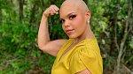 Jessica je odhodlaná rakovinu porazit.
