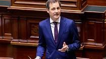 Alexander De Croo je belgickým premiérem od října 2020.